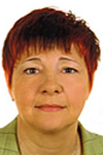 Manuela Göbel -  1. Vorsitzende